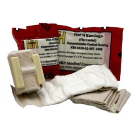 Thin H Bandage